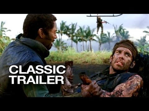 Tropic Thunder is listed (or ranked) 24 on the list The Best PG-13 War Movies