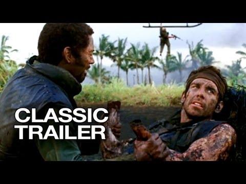 Tropic Thunder (2008) Official Trailer - Ben Stiller Movie HD