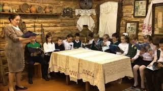фрагмент урока Христианин в труде Чайникова О  В  МОУ   СОШ ПОС  ЧАЙКОВСКОГО
