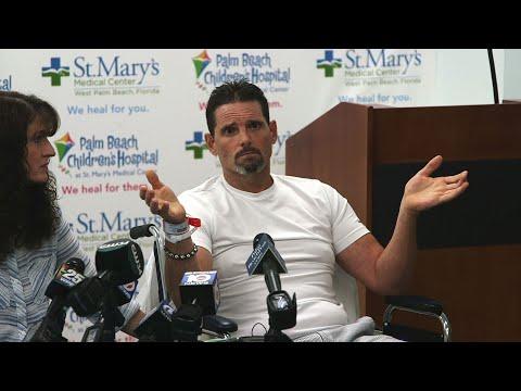 Florida Man Recounts Alligator Attack In J.W. Corbett Wildlife Management Area