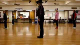 Amame ( Line Dance ) Walkthrough.wmv