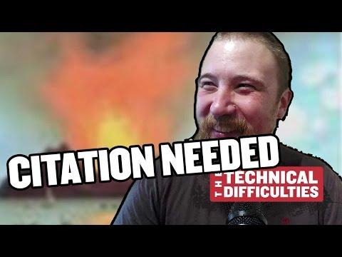 Graham Island and Ye Starbucks: Citation Needed 4x01