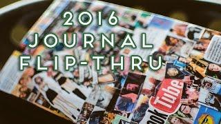 Journal Flip Through | Moleskine 2016
