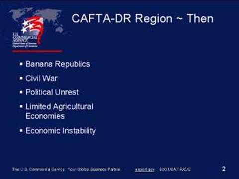 Central America Free Trade Agreement - International Trade