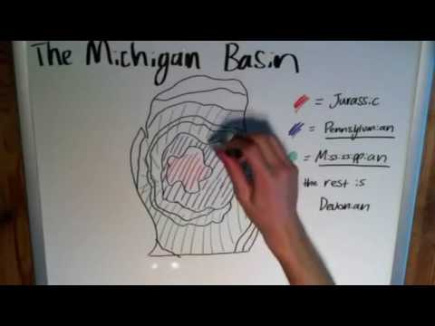The Michigan Basin - Good-to-Know Geology