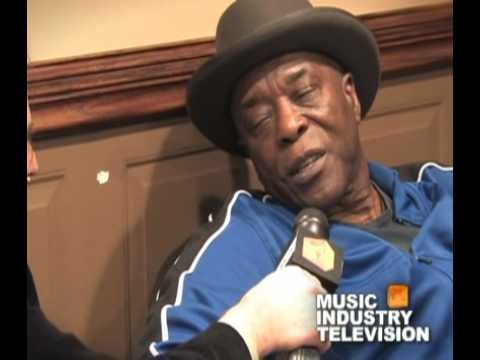 Buddy Guy interview - Music Industry Television Part 1