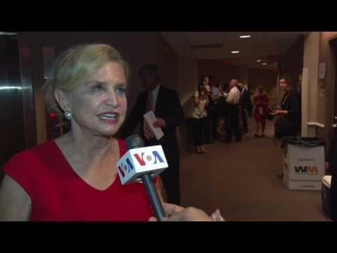 Rep. Carolyn B. Maloney (D-NY) Testimonial on VOA