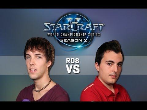 Grubby vs. VortiX - Quarterfinal - WCS Europe Season 2 - StarCraft 2