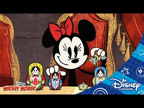 Mickey Mouse Shorts - Dasvidanceya   Official Disney Channel Africa