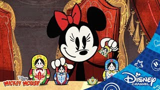 Mickey Mouse Shorts - Dasvidanceya | Official Disney Channel Africa