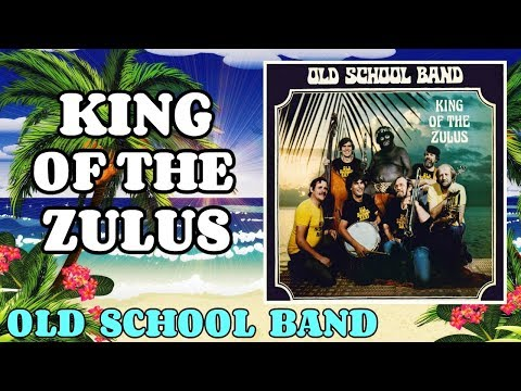 Old School Band - King of the Zulus (1981) [Full Album] (File Under - New Orleans   Dixieland)