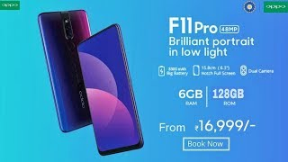 Oppo F11 Pro - First Look | Vivo V15 Pro Killer? Price, Features & Release Date??