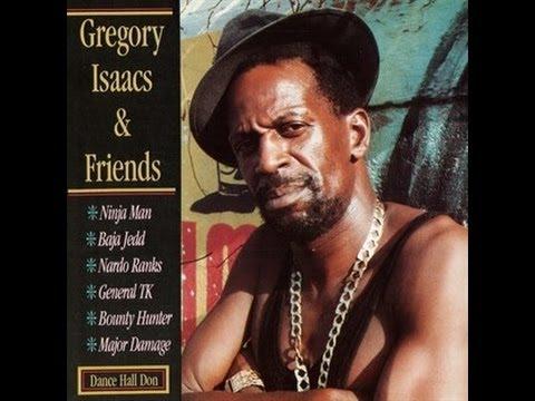 GREGORY ISAACS & FRIENDS - In My Nest (w / General TK)