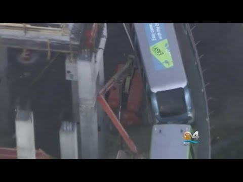 Worker Killed When Metromover Car Hit Construction Lift