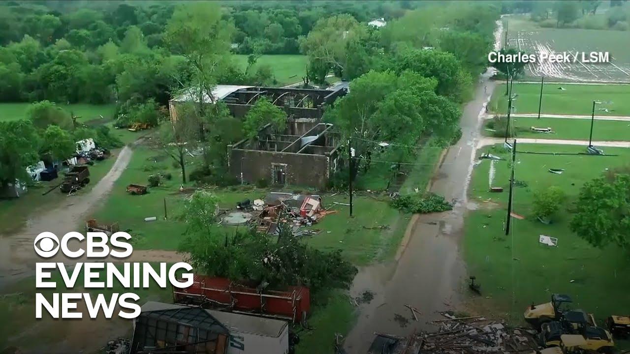 Houston Forecast: Severe thunderstorms threaten southeast Texas