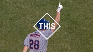 #THIS: Murphy homers in sixth straight for record