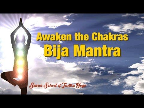 Tantra Tip: Awaken All Chakras with the Bija Mantra