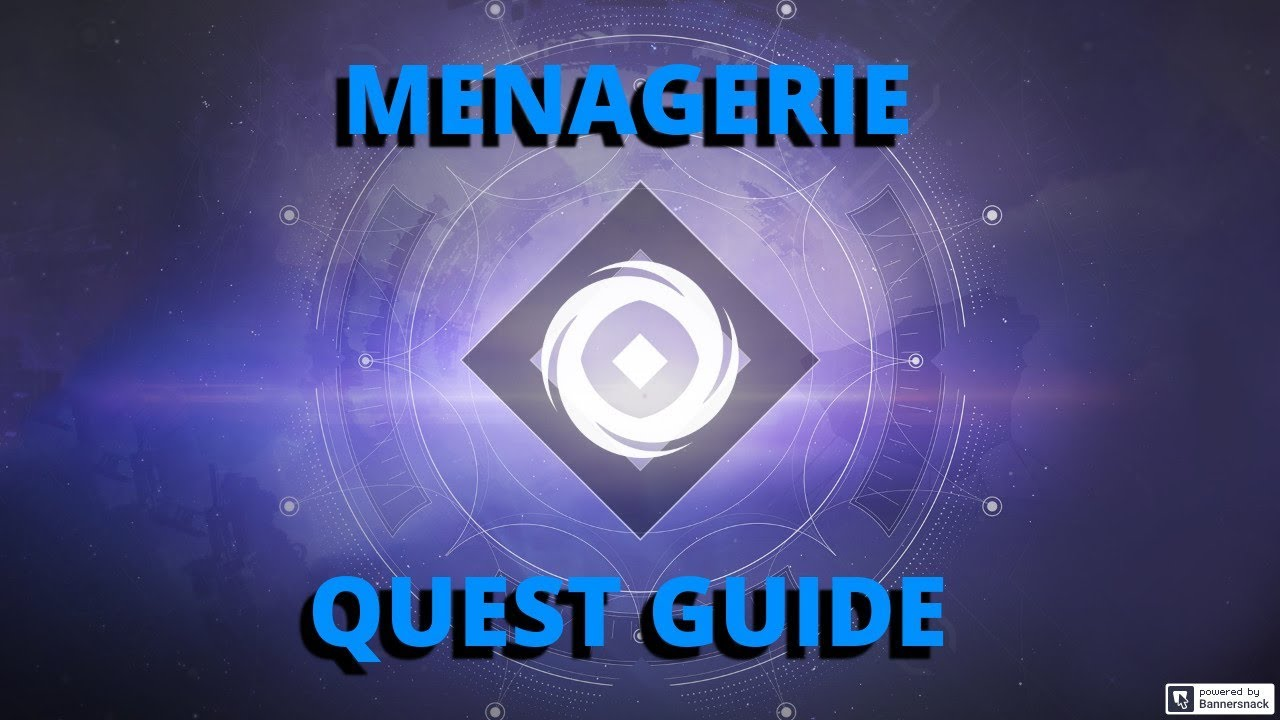 Download Destiny 2 how to unlock menagerie event full quest guide