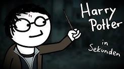 Harry Potter und die Heiligtümer des Todes Teil 2 in 244 Sekunden