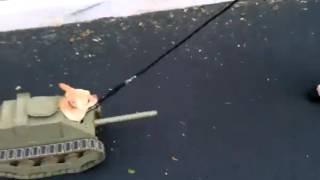 Собака танкист
