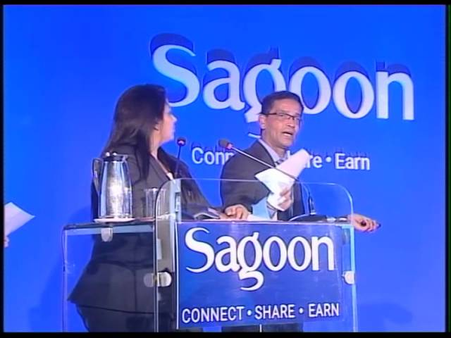 Sagoon Executive Director Swati Dayal  on Sagoon V2.0 Launching Program  Sagoon - YouTube