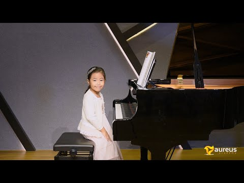 "Aureus Academy Student Feature: Clarice Performs ""Snake Charmer"""