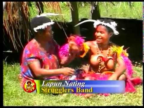 Strugglers Band - Lapun Nating