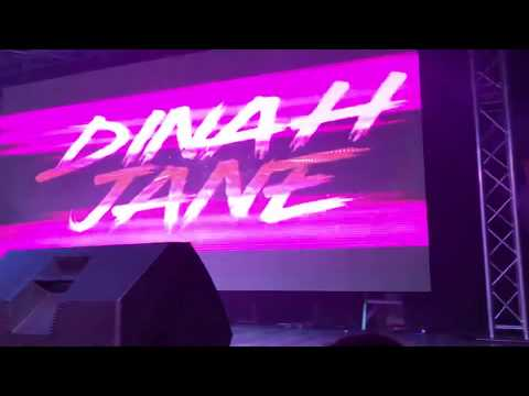 Dinah Jane - Bottled up (Live with Marc E Bassy, @ AURA Tempe, Az