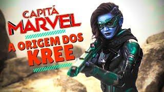 CAPITÃ MARVEL   A HISTÓRIA DOS KREE