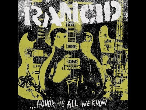 Rancid - Honor Is All We Know (Subtitulado)
