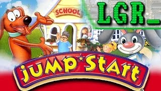LGR - Jump Start - PC Game Review