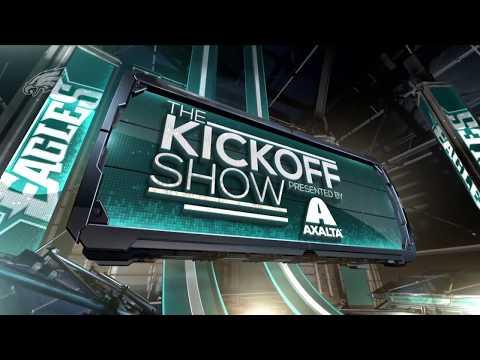 The Kickoff Show: Philadelphia Eagles vs. Minnesota Vikings
