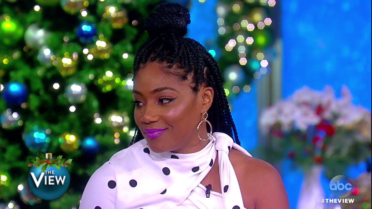 Tiffany Haddish Talks Breaking Into Comedy Industry, Why Kevin Hart Is Her 'Comedy Angel'