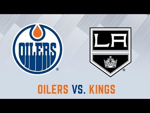 ARCHIVE | Oilers Pre-Game Interviews vs. Los Angeles