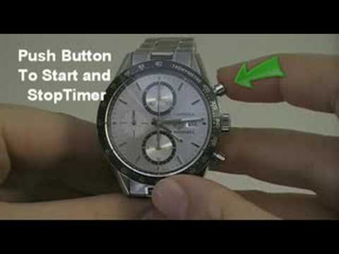mens tag heuer carrera instructions youtube rh youtube com Baume Mercier Breitling Watches
