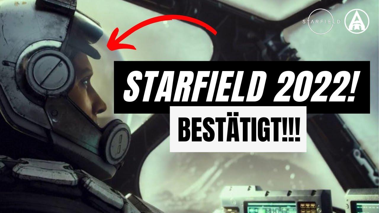 E3 2021: Starfield Trailer und Release-Termin enthüllt!