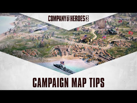 Battle Briefing: Dynamic Campaign Map