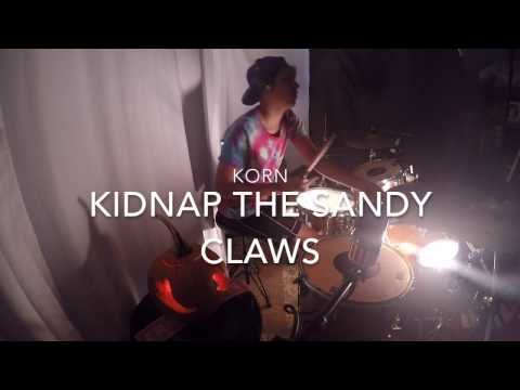 Korn - Kidnap The Sandy Claws - Drum Cover