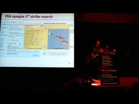 HITB2011KUL - Day 2 - Track 1 - Air Travel Hacking Understanding and (Ab) Using the ....