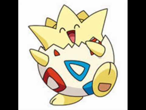 Pokemon Togepi Voice Youtube