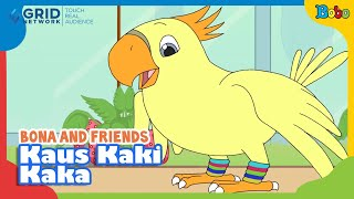 Dongeng Anak - Kaus Kaki Kaka - Bona And Friends