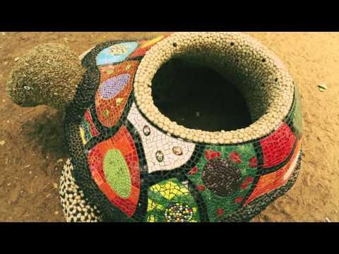 Niki de Saint Phalle - Oeuvres en mouvement - l'Arche de Noé