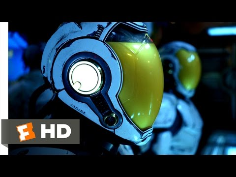 Pacific Rim (2013) - Jaeger Pilot Suit Up Scene (1/10) | Movieclips