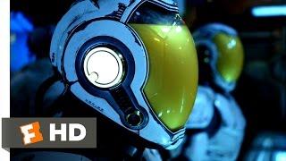 Pacific Rim - Jaeger Pilot Suit Up Scene (1/10) | Movieclips