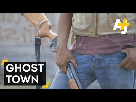 The Ghost Towns Of Mexico
