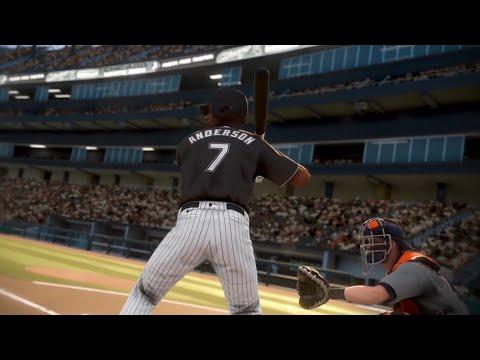 First Look at R.B.I. Baseball 21 Gameplay!