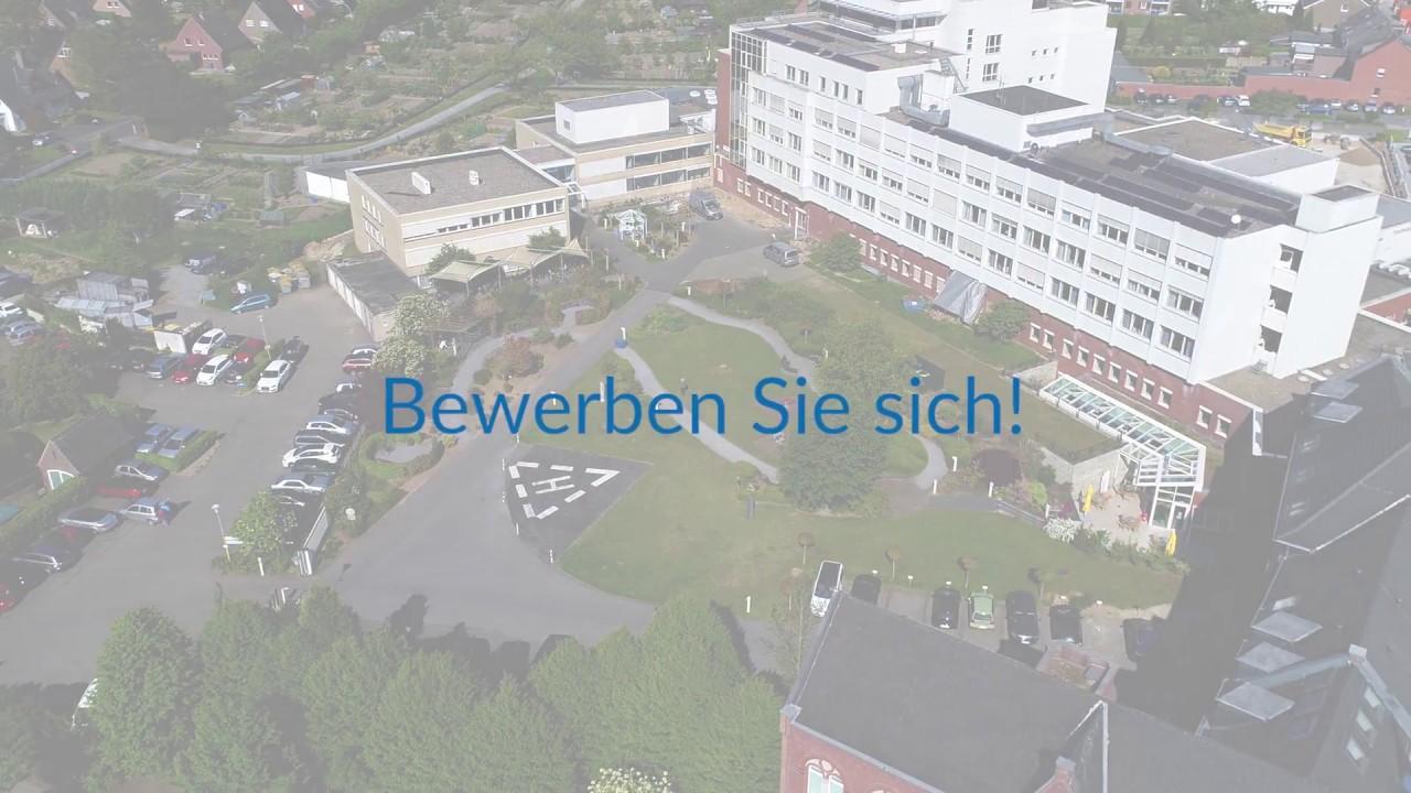Bewerben Sie sich im Städtischen Krankenhaus Nettetal. Wir ...