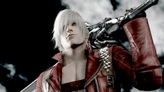 Devil May Cry 3 - Dante vs. Vergil - First Boss Fight + cutscenes