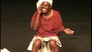 Trinidad Comedian Learie Joseph