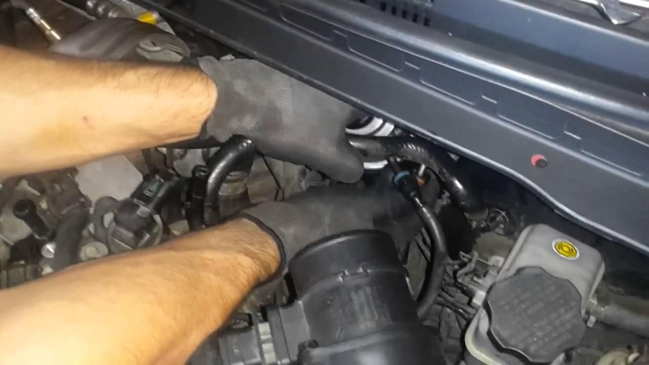 Cambio Filtro Gasoil Hyundai I30 1 6 Crdi